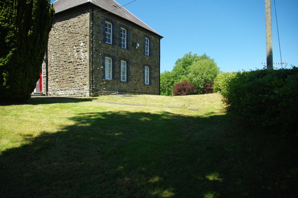 Grounds Maintenance Of Llanpumsaint Vicarage Carmarthen